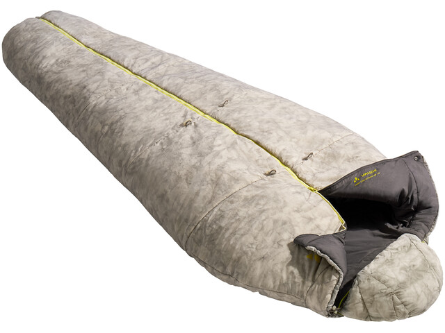 VAUDE Green Core Altmann 400 Syn Sac de couchage, badger